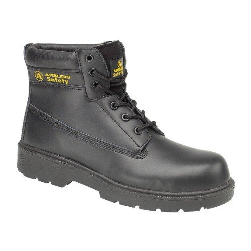 Boots Unisex Black 44 Amblers S1 Fs12c Safety xgEqwIFTIW