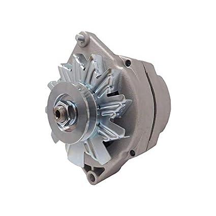 New Alternator For 10SI Delco 1 Wire Hookup 40A 24V Case John Deere 1102916  SE501377 TY6752