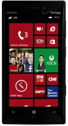 Nokia Lumia 928, Black 32GB (Verizon Wireless)