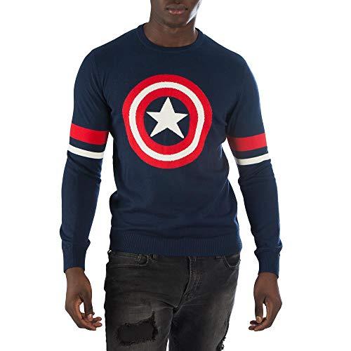 sweaters captain america - 3