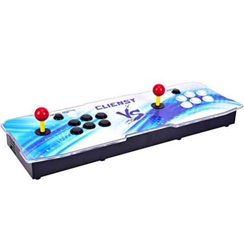 CLIENSY Arcade Video Game Console, 2119 in 1 Full HD 3D & 2D Games Pandora's Box 7 2 Players Retro Games Controls, Support HDMI/VGA/USB Output by CLIENSY (Image #5)