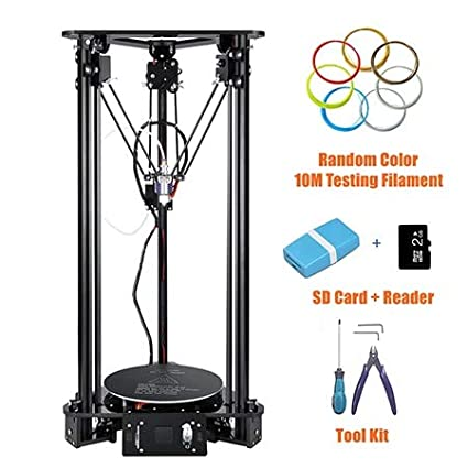 Amazon.com: BEESCLOVER Sinis T1 3D Printer DIY Kit Small ...