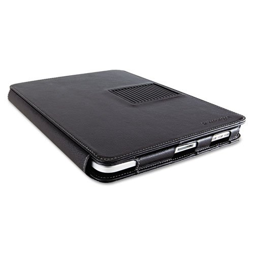 Folio Protective Case and Stand For iPad/iPad2, Black by KENSINGTON (Catalog Category: Computer/Supplies & Data Storage / Notebook/PDA & Mobile Computing Accessories) by Kensington