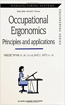 _FB2_ Occupational Ergonomics: Principles And Applications (Manufacturing Systems Engineering Series). archivos nouvel across despues Bernard Dolphins