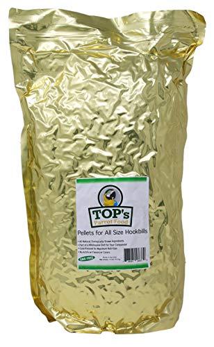 tops parrot food - 2