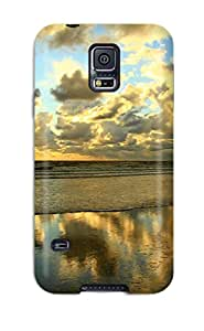 Forever Collectibles Beach Hard Snap-on Galaxy S5 Case