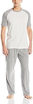 Hanes Men's X-Temp Shirt & Pajamas Sleepwear Lounge Set