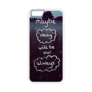 """Custom Colorful Case for Iphone6 Plus 5.5"""", Okay Cover Case - HL-709532"""