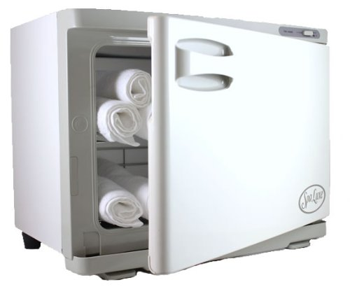 - Spa Luxe Hot Towel Cabinet Towel Cabi - NEW