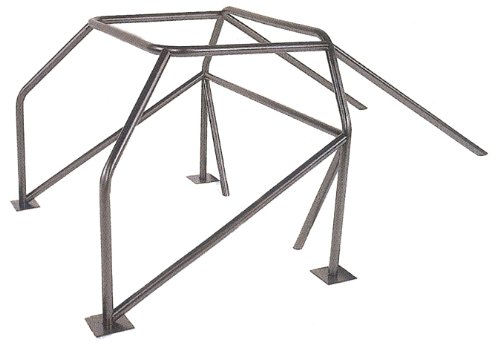 Competition Engineering C3328 10-Point Roll Cage Conversion - Roll Cage Corvette