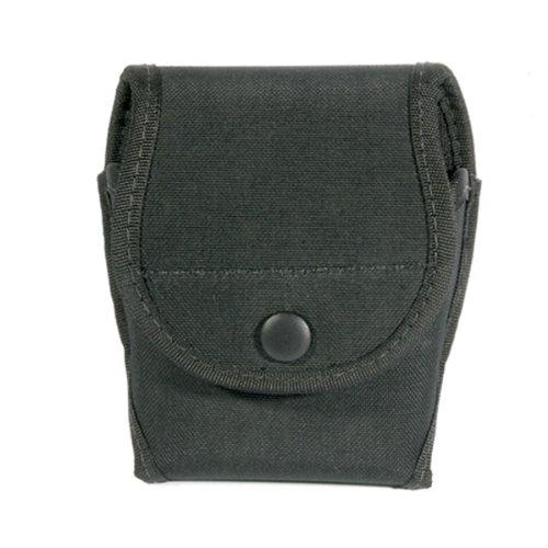 - BLACKHAWK! Double Cuff Case 44A152BK TRAD CORDURA