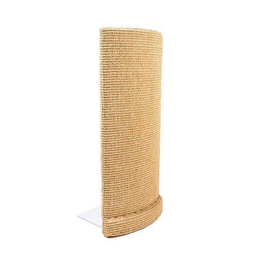 'Sofa-Scratcher' Cat Scratching Post & Couch-Corner / Furniture Protector (Gold) - Sofa Scratcher
