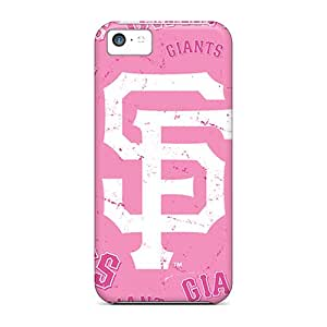 JonBradica Premium Protective Hard Cases For Iphone 5c- Nice Design - San Francisco Giants