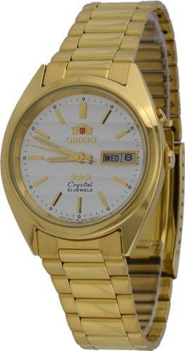 Reloj Orient Automático Caballero SAB06002W8 Vintage