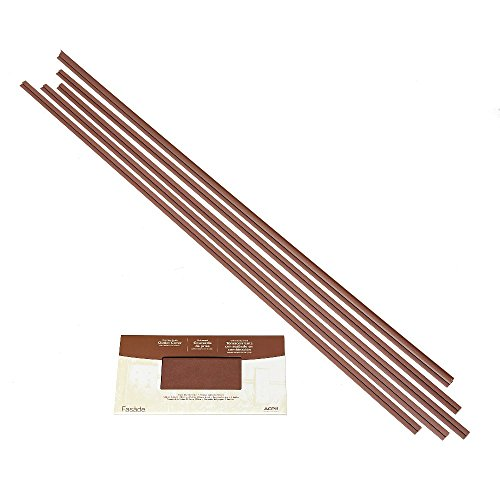 Fasade Backsplash Accessory Argent Copper