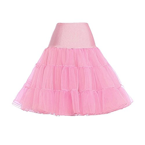 Haute Mini Robe sous Princesse Courte Jupon Taille Fille Tutu Rose Dihope Anniversaire Jupe Femme Tulle Dguisement Soires wxIPEnqU