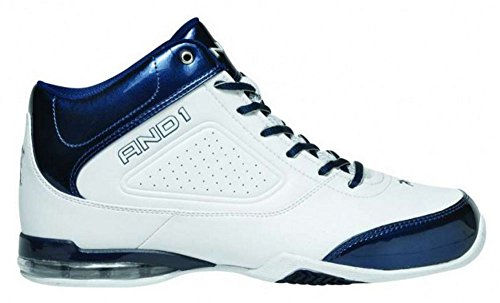 And1 Release MID D1028 - Talla 10.5 USA - 44.5 EUR
