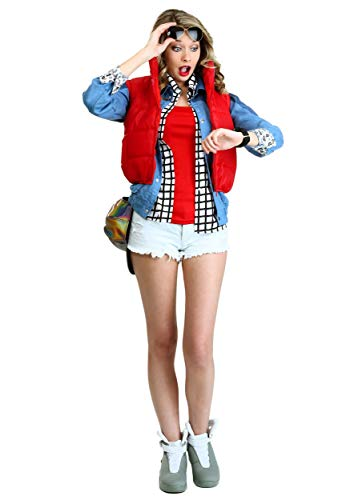 Women's Marty McFly Costume Small]()