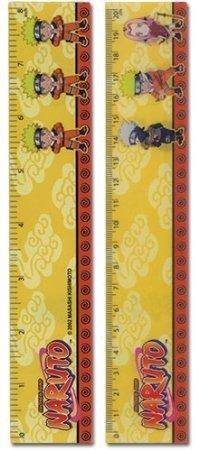Stationery – Naruto – Team Kakashi Linsenraster (5 Stück) Anime Lineal ge70018 B00FU9Z3AS | Maßstab ist der Grundstein, Qualität ist Säulenbalken, Preis ist Leiter