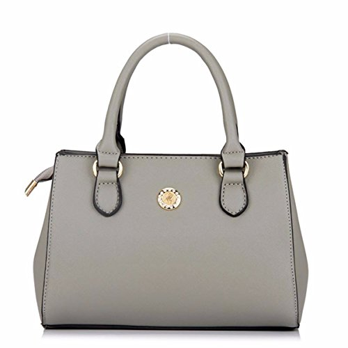 Women Grey Square Handbag Cross Bags Carrying Fashion GTVERNH Bags Leisure Fashion Large Bags Stripes Match Women'S Small Handbags All Capacity dZ4yqqHEcw