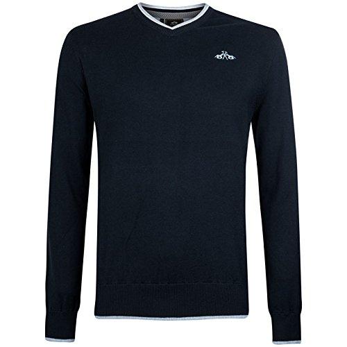 Hv Polo Society Herren Pulli Pullover Shirt Fraser Navy Dunkelblau Blau M L XL XXL