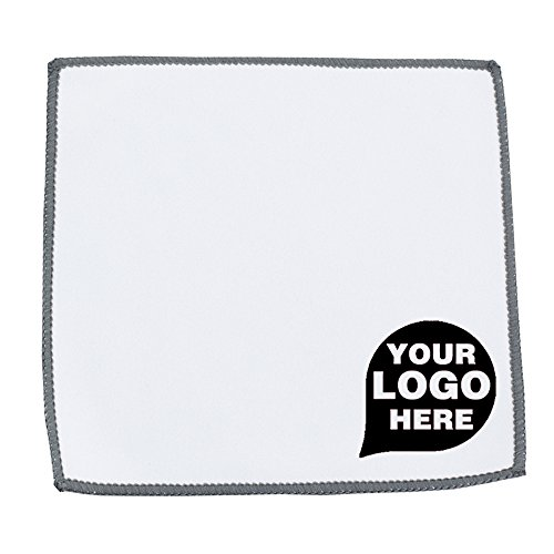 Microfiber Cleaning Cloth and Towel - 250 Quantity - $1.05 Each - PROMOTIONAL PRODUCT / BULK / BRANDED with YOUR LOGO / CUSTOMIZED by CloseoutPromo