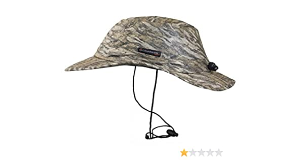 Amazon.com   Compass 360 RainTek Waterproof Camo Bucket Hat (Mossy Oak  Bottomland)   Sports   Outdoors 10bb1d383ee5