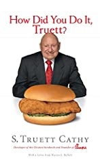 How does the man working behind the counter of a mom-and-pop diner for twenty-one years turn a good idea into a restaurant chain worth $2 billion annual sales? S. Truett Cathy, founder and CEO of Chick-fil-A, shares the answers in How Did You...