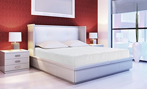 Olee Sleep 8 in Solar Memory  Foam Mattress Twin 08FM01T by Olee Sleep