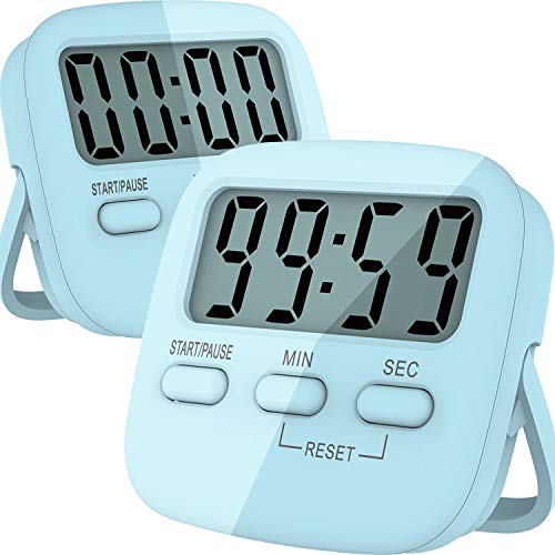 Kitchen Magnetic Countdown Stopwatch Bathroom product image