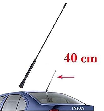 Antenne 40cm Dachantenne Kurzstabantenne für Hyundai Mazda Mercedes-Benz MINI