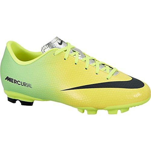 Victory Da Fg Junior Vibrant Scarpe Giallo Mercurial Nero Iv Calcio Nike wpW1UI