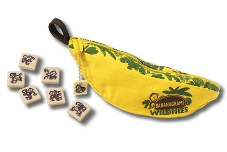 Bananagrams Wild Tiles by Winning Moves