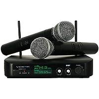 Sound Town SWM10-U2HH Professional Dual-Channel UHF...