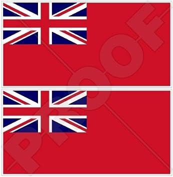 204b1b320ecb BRITISH RED ENSIGN Merchant Flag Britain UK 4,3