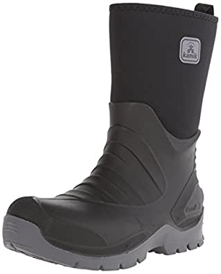 Amazon.com | Kamik Men's Shelter Snow Boot | Snow Boots
