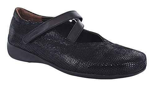 Comfort Mary Snake Janes Black Wolky Noble zPqw77