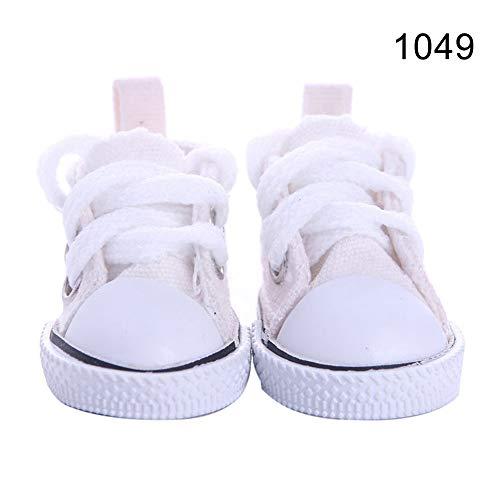 Di Sharon Coomir 1 Doll Toy Mini Bambole nbsp;paio Accessori Stivali Scarpe Shoes Per 1049 In Dolls Tela RqE7qwrS