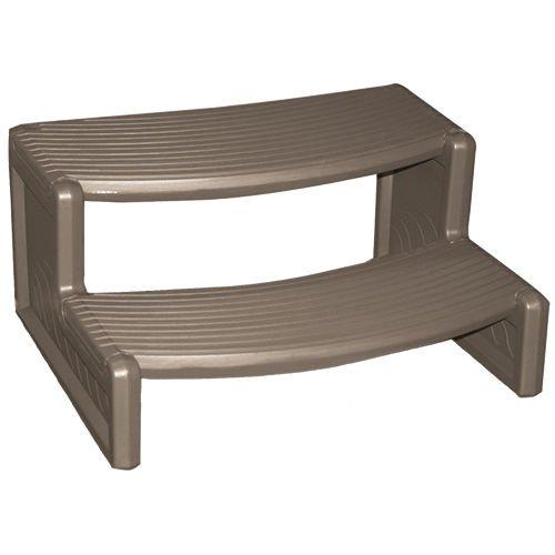 (Confer Plastics HS2P Handi-Step Spa Step - Portabello)
