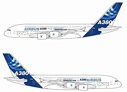 Dragon Models Airbus A380 See You Soon  Seoul International Aerospace And Defense Exhibition  Adex  2009 Diecast Aircraft  Scale 1 400
