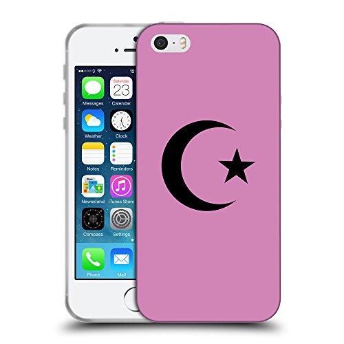 GoGoMobile Coque de Protection TPU Silicone Case pour // Q08490618 Religion 13 Bronze // Apple iPhone 5 5S 5G SE