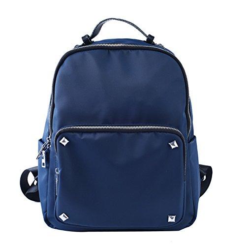 La Sra mochila/Bolso casual/bolsa de viento de la universidad-C B