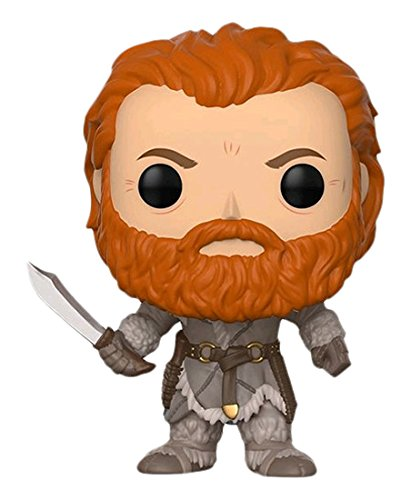 Game of Thrones - Tormund POP Figure 3 x 4in