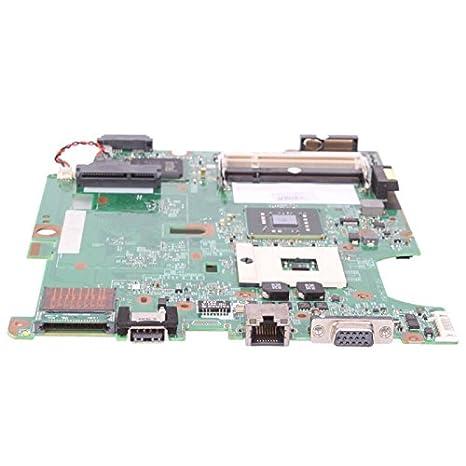 Placa base del ordenador portátil para HP CQ50 494282-001 INTEL GM Verde: Amazon.es: Electrónica