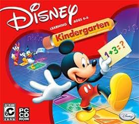 Mickey mouse kindergarten games