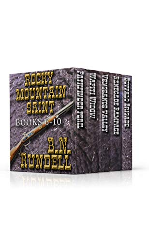 Rocky Mountain Saint Box Set (Books 6-10) (Box Western Set)