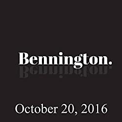 Bennington, Tom Rhodes, Jeff Gurian, October 20, 2016