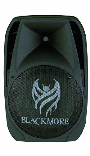 Blackmore Amplifier Speaker, Black (BJP-15BT)