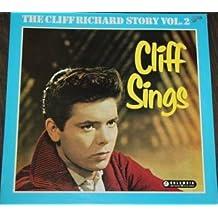 Cliff Richard - Cliff Sings - The Cliff Richard Story Vol. 2 - Columbia - 5C 052-05072 M