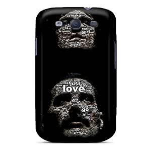 EricHowe Samsung Galaxy S3 Scratch Protection Phone Cover Customized Attractive Foo Fighters Series [HpD16835ovAs]